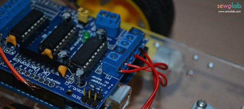 Arduino Robotik Kodlama