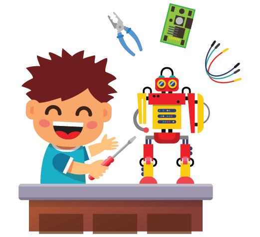 Robotik Tasarım ve Kodlama Ankara