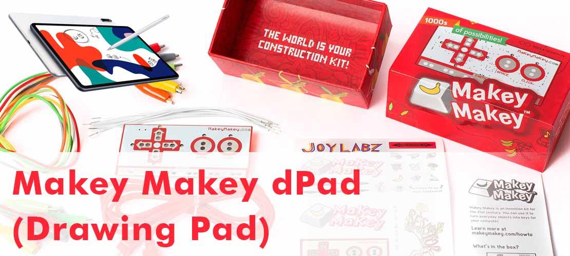 Makey Makey dPad-4