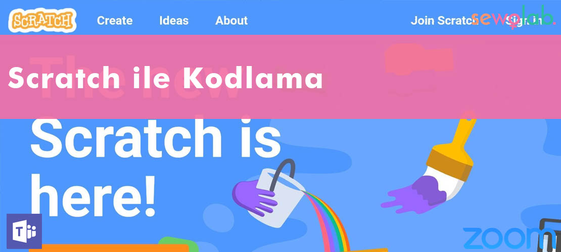 Scratch ile Kodlama