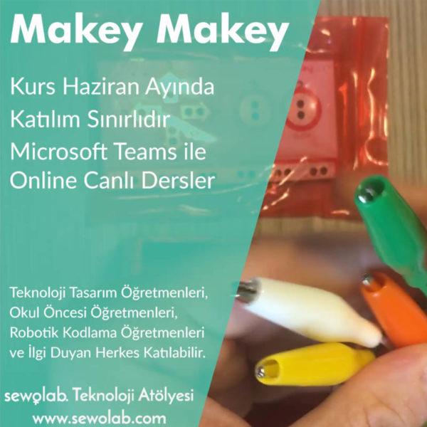 Makey Makey Kursu 4
